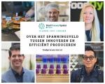 Food Process Update over het spanningsveld tussen innoveren en efficiënt produceren